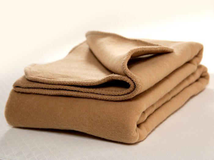coperta ignifuga misto lana