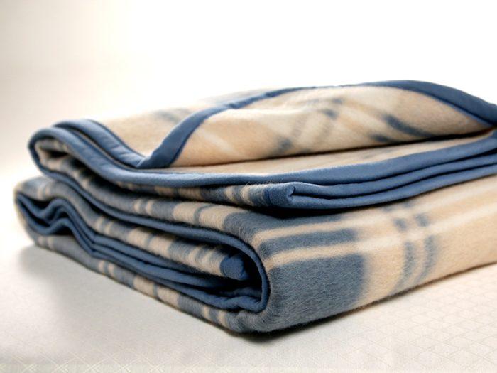 coperta jaquard o misto lana